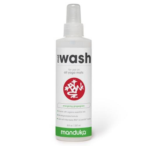 Productafbeelding voor 'Manduka Universele Yoga Mat Wash (240 ml)'
