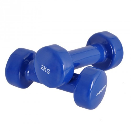 Dumbbell Set Big 5: Insportline Vinyl Dumbbell Set (2 X 2 Kg)