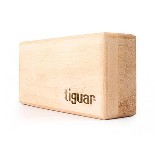 Productafbeelding voor 'Tiguar houten yoga blok (7,5 cm)'