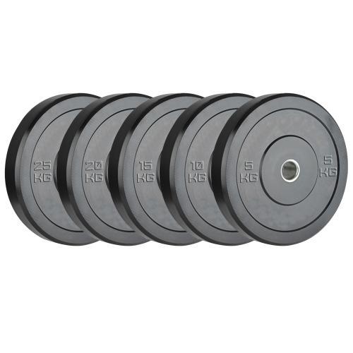 Productafbeelding voor 'Bumper Plates (1,25 tot 25 kg)'