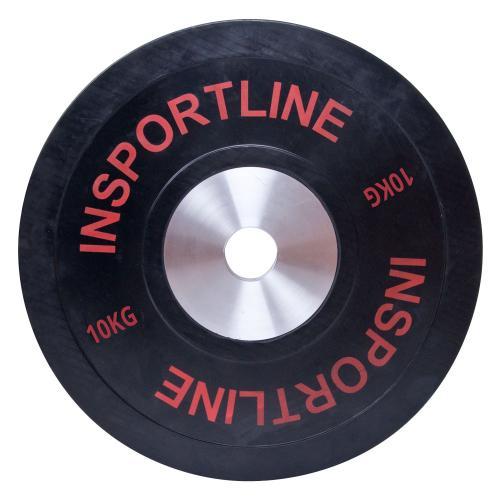Productafbeelding voor 'Insportline Bumper Plate (10 kg)'