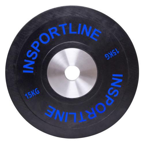 Productafbeelding voor 'Insportline Bumper Plate (15 kg)'