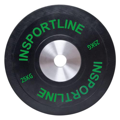 Productafbeelding voor 'Insportline Bumper Plate (25 kg)'
