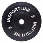 Rubber_Weight_Plate_inSPORTline_Bumper_Plate_5kg