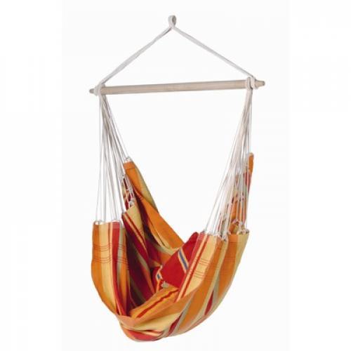 Productafbeelding voor 'Amazonas hangstoel RELAX Oranje (1 persoons)'