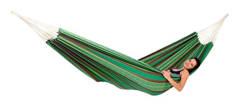 Amazonas hangmat Inka Green (1-persoons)