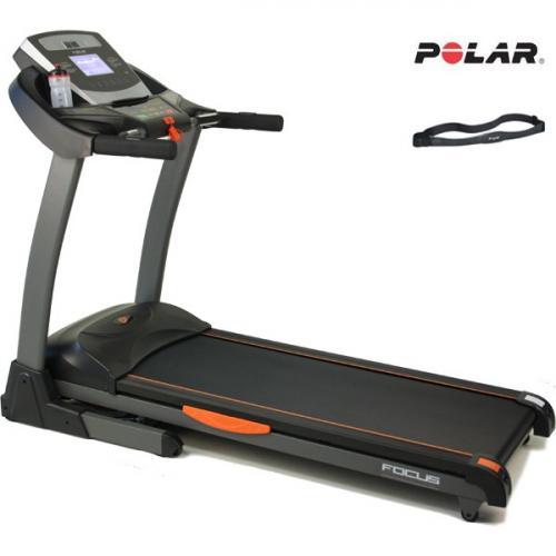Productafbeelding voor 'Focus Fitness Senator 54 Loopband + Gratis Cadeau'