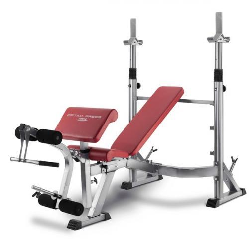 Productafbeelding voor 'BH Fitness trainingsbank OPTIMA PRESS'