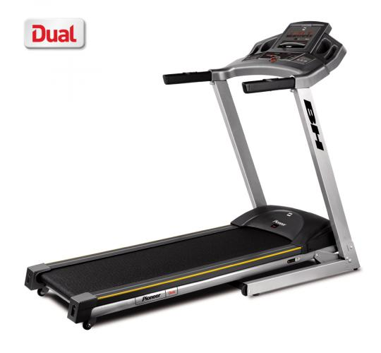 Productafbeelding voor 'BH Fitness PIONEER RUN DUAL loopband'