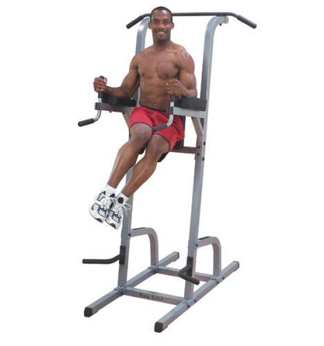 Productafbeelding voor 'Body-Solid power tower vertical knee raise'