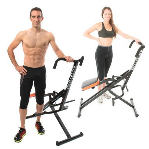 Productafbeelding voor 'TOTAL CRUNCH Fitness Apparaat'