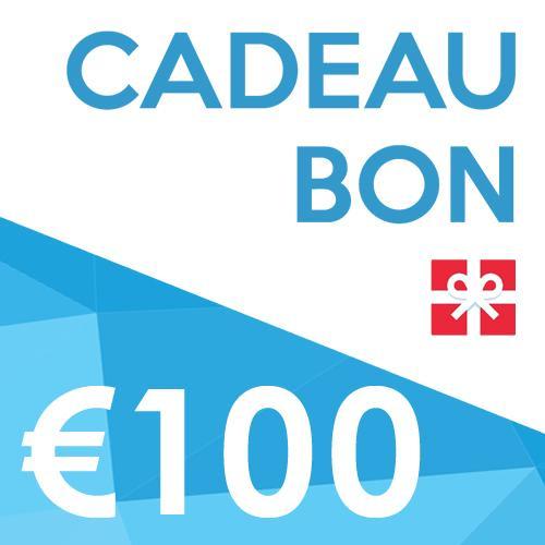 Productafbeelding voor '€100 SPORTBAY Cadeaubon'
