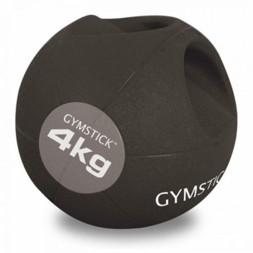 Productafbeelding voor 'GYMSTICK medicijnbal met handvatten (4 kg)'