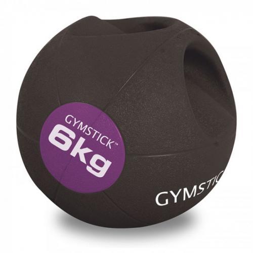 Productafbeelding voor 'GYMSTICK medicijnbal met handvatten (6 kg)'