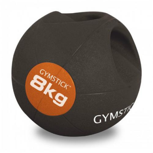 Productafbeelding voor 'GYMSTICK medicijnbal met handvatten (8 kg)'