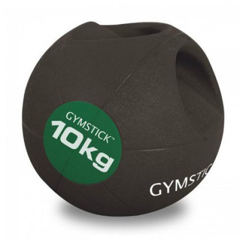 Productafbeelding voor 'GYMSTICK medicijnbal met handvatten (10 kg)'