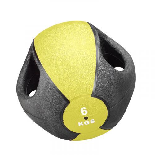 Productafbeelding voor 'Trendy Sport Esfera medicijnbal met handgrepen (6 kg)'