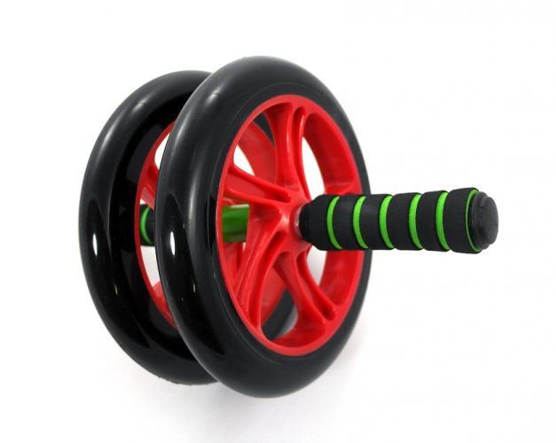 Dubbel AB Roller Deluxe Met elastische banden