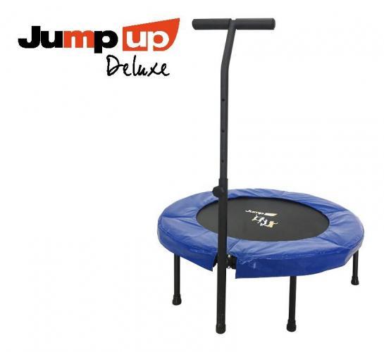 Productafbeelding voor 'Jump up Deluxe Pro trampoline'
