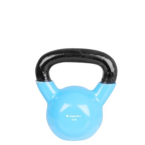 Productafbeelding voor 'Insportline rubber kettlebell (8 kg)'