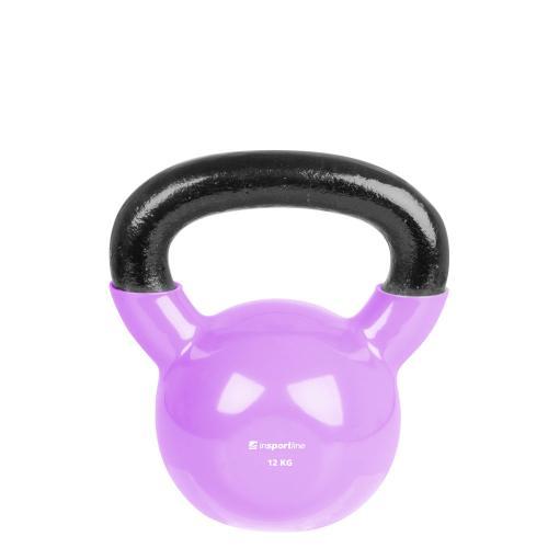 Productafbeelding voor 'Insportline rubber kettlebell (12 kg)'