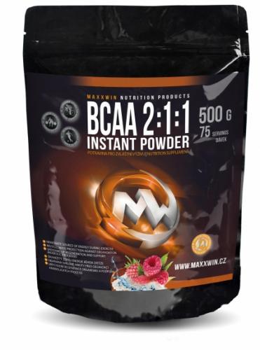 Productafbeelding voor 'Maxxwin BCAA 2:1:1 Instant Powder (500 g)'