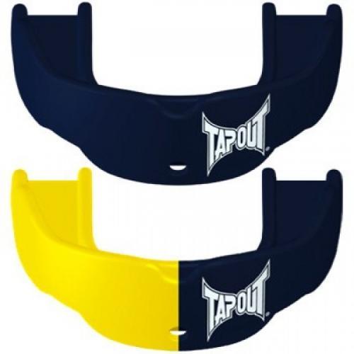 Productafbeelding voor 'TapouT bitjes navy/geel (2 stuks)'