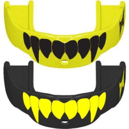 Productafbeelding voor 'TapouT bitjes fang neon (2 stuks)'