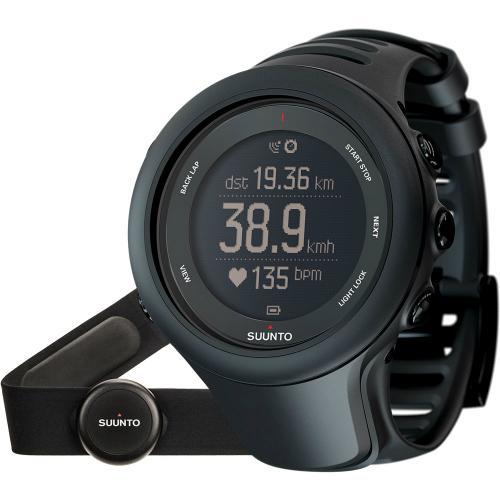 Suunto Ambit 3 Sport HR Multifunctioneel horloge Kleur: black