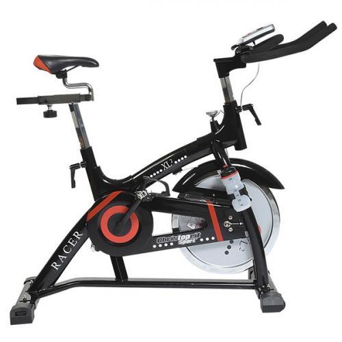 Productafbeelding voor 'Christopeit Racer Bike XL1 zwart'