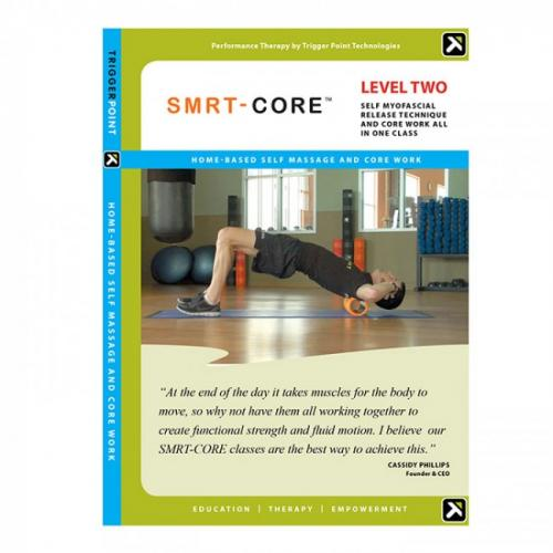 Productafbeelding voor 'Triggerpoint DVD SMRT- core level 2'
