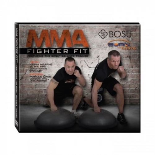 Productafbeelding voor 'BOSU DVD MMA vechter fit basis + advanced'