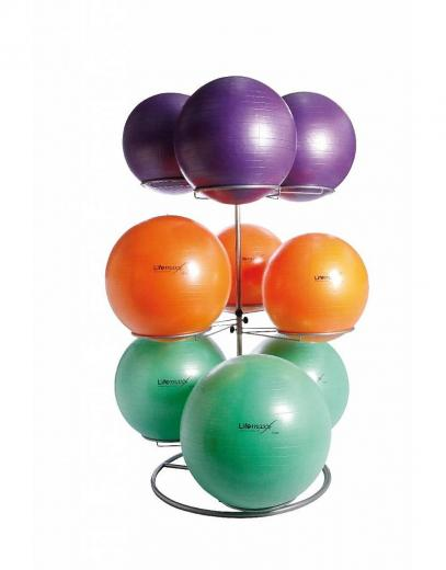 lifemaxx_lmx1105_gymball_rack_for_9_gymballs_silve