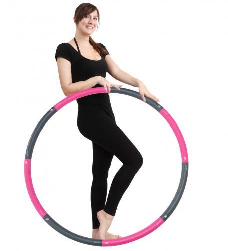 Productafbeelding voor 'Weight Hoop New Generation Hoelahoep 1.8 kg'