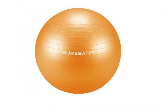 bureba_gymbal_fitness_bal_75_cm_oranje