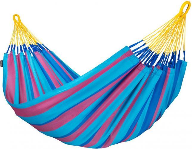 Productafbeelding voor 'La Siesta SONRISA Hangmat (1-persoons)'