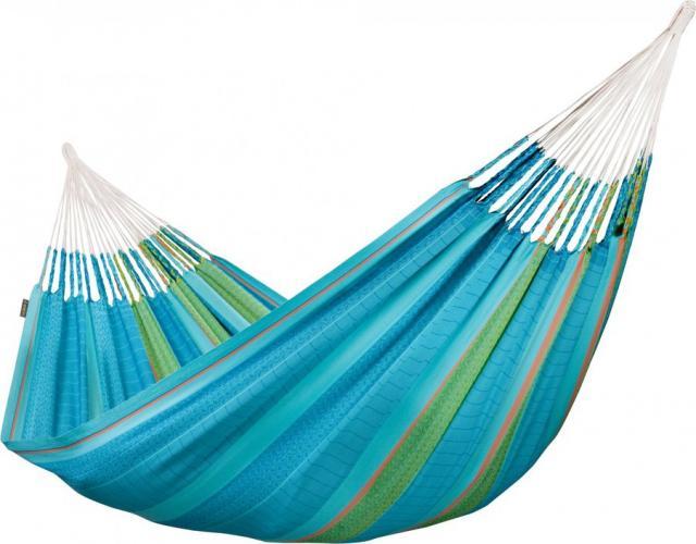 Productafbeelding voor 'La Siesta FLORA Hangmat (Familiehangmat)'