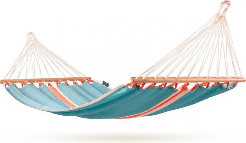 Productafbeelding voor 'La Siesta FRUTA Hangmat met spreidstok (1-persoons)'