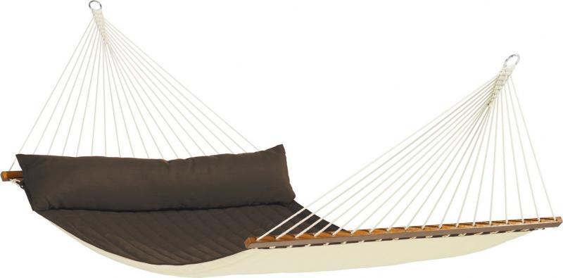 Productafbeelding voor 'La Siesta ALABAMA Hangmat met spreidstok (Kingsize)'