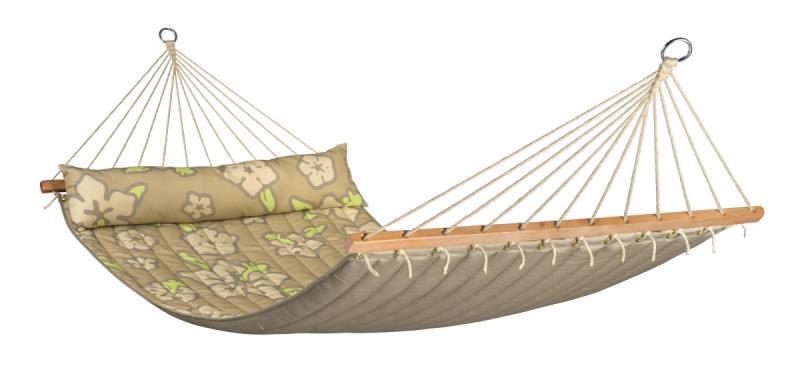 Productafbeelding voor 'La Siesta HAWAII Hangmat met spreidstok (2-persoons)'