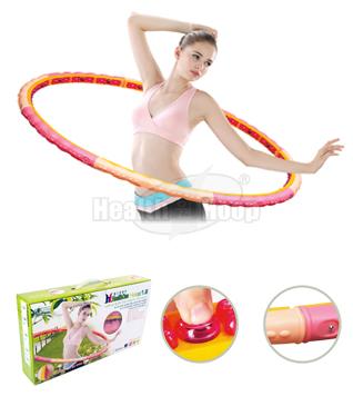 Productafbeelding voor 'Massage hoelahoep HEALTH HOOP One (1.6 kg)'