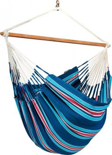 Productafbeelding voor 'La Siesta CURRAMBERA Lounger hangstoel (Familiehangstoel)'