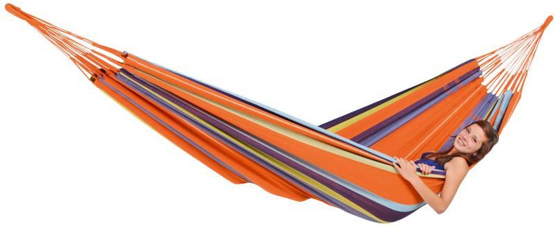 Productafbeelding voor 'Amazonas hangmat COLOMBIANA (Familiehangmat)'