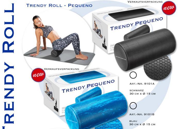 Productafbeelding voor 'Trendy Sport Pilates Roll PEQUENO (30 cm)'