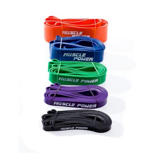 Productafbeelding voor 'Muscle Power XL power band (4 meter)'