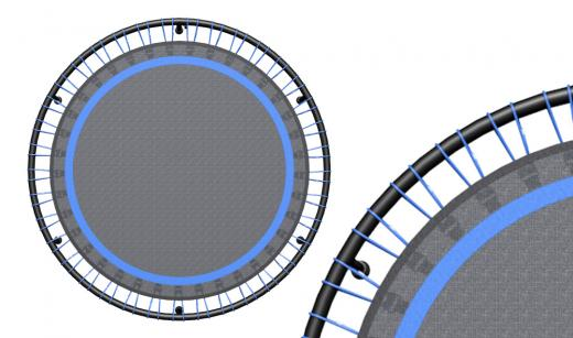 Flexbounce_trampoline_fitness_125_cm_main