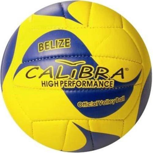 Calibra beachvolleybal Belize geel-blauw