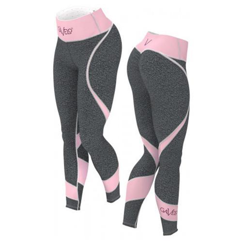 Gavelo Raspberry swirl comfort sportlegging