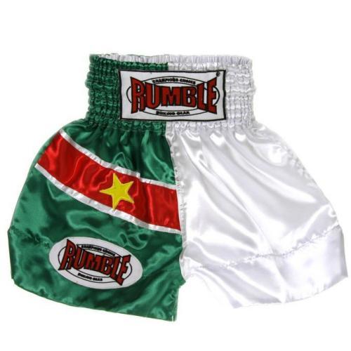 Productafbeelding voor 'Rumble kickboks broekje suriname'