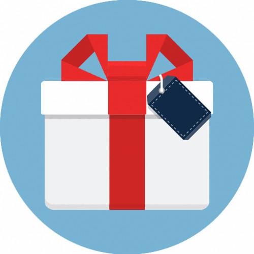Productafbeelding voor 'Kerst cadeauverpakking'